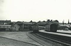 Inverness Station (hugh llewelyn) Tags: station inverness