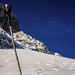 Dolomites ski randonee skiing