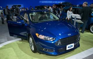 2013 Washington Auto Show - Upper Concourse - Ford 13 by Judson Weinsheimer