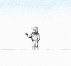 1º premio Fundación Centenera. JUAN CARLOS BRACHO, La boule de neige. Historia de un fracaso, 2012. (Frame)