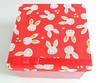 Páscoaaaa!!!! (Érika Bertoni) Tags: red rabbit easter vermelho caixa mdf pascoa tecido forrada