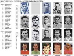 Rotherham United (MisterMob) Tags: records english history football williams united memories jackson collection record swift players guest morgan lambert edwards turner shaw bennett league selkirk ironside noble madden rotherham appearances millers grainger hedley tiler millmoor goalscorers ardron mistermob quairney