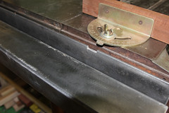 Band Saw Fence - DIY Guide Rails -28