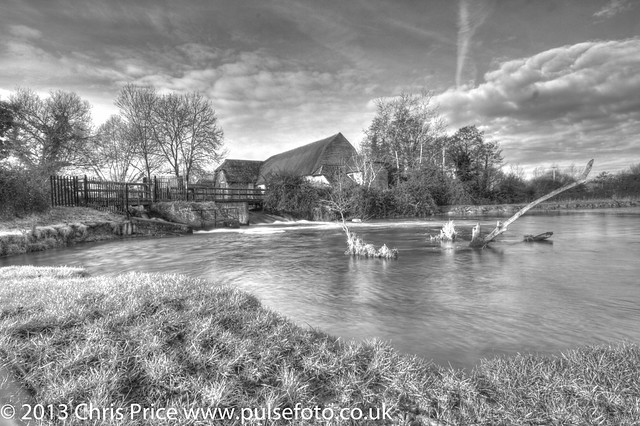 The Mill, Sherfield On Loddon