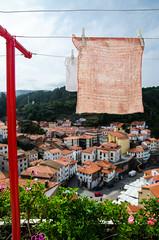 Cudillero, Asturias, Spain (JAhrensy) Tags: city travel photography town spain sunny asturias laundry cudillero d7000 meganahrens jahrensy megseuro1445