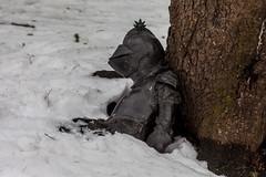knight-7730 (GeorgePennington) Tags: fallen knight flickrfriday whennightfalls
