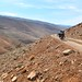 Cycling down the High Atlas into the Dadès valley