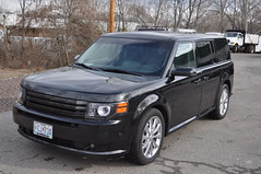 "2012 Ford Flex Rear Suicide Doors • <a style=""font-size:0.8em;"" href=""http://www.flickr.com/photos/85572005@N00/8498596620/"" target=""_blank"">View on Flickr</a>"