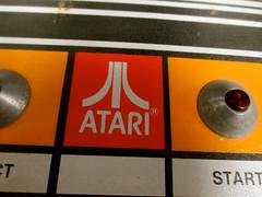 Atari Logo (earthdog) Tags: game canon word logo arcade atari powershot videogame cabnet lunarlander 2013 videogamecabnet a4000is canonpowershota4000is powershota4000is