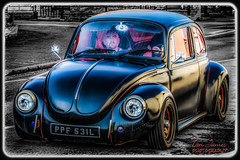 VW Beetle (Suggsy69) Tags: car volkswagen nikon beetle vwbeetle d5100