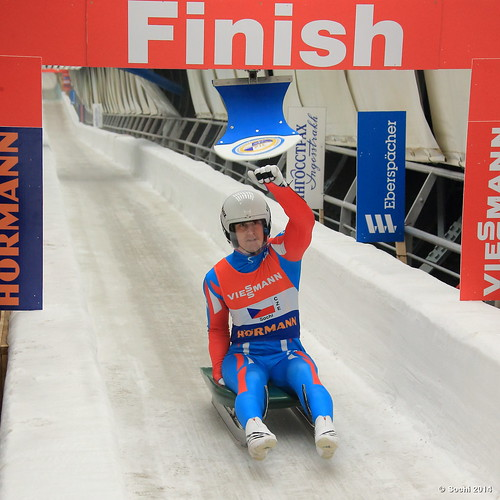 FIL Luge World Cup in Sochi