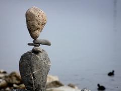 Equilibrio - Steinbalance - Rockbalancing (Heiko Brinkmann) Tags: balance bodensee equilibrio rockbalancing lakeconstance langenargen lacdeconstance steinbalance hickoree steineimgleichgewicht lagodicostance saxalibra