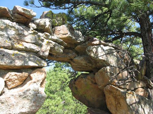 Photo - Sanitas Stone Arch