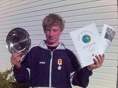 """SM bane 2007 Tromsø. Robin ble samlagsmester, med fullt hus og 350 poeng. • <a style=""""font-size:0.8em;"""" href=""""http://www.flickr.com/photos/93335972@N07/8514210946/"""" target=""""_blank"""">View on Flickr</a>"""