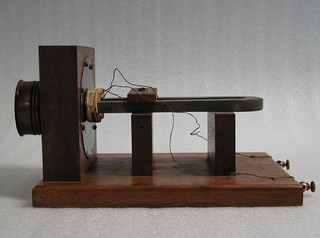 Alexander Graham Bell's Large Box Telephone