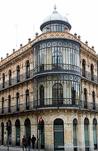 Plaza del Mercado. Salamanca