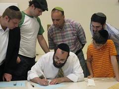 Rabbi Schur Mezuzah class 020
