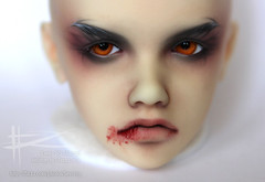 Make up - Leeke Mikhail (.HerrZog.) Tags: doll vampire fantasy bjd mikhail leeke leekeworld herrzog