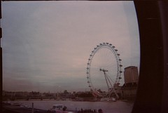 London eye (laumel) Tags: london film 35mm kodak disposable kodakfunsaverdisposablecamera