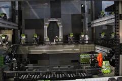 Borg Command Deck (Denis Ryan) Tags: startrek lego borg nextgeneration eccc emeraldcitycomiccon borgcube emeraldcitycon uploaded:by=flickrmobile flickriosapp:filter=nofilter eccc13
