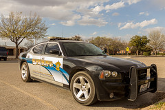 Schleicher County Sheriff Dodge Charger (Pyrat Wesly) Tags: canon texas sheriff 60d schleichercounty efs1855mmf3556is