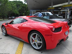 Ferrari 458 Italia (Rodrigo Valdevino) Tags: california brazil brasil europa italia 360 ferrari gto modena lamborghini scuderia ff challenge av stradale gtb supercars gts 430 f12 575m 308 355 599 458 fiorano acceleration berlineta laferrari hipercars
