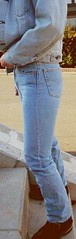 1604-2 (SkinTight501s) Tags: wranglers guys jeans tight levis skintight