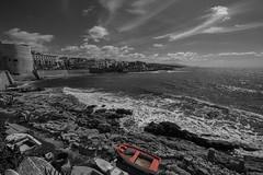Alghero (SS) (gargiulo carmine) Tags: sardegna foto porto azzurro molo alghero vesta spiaggie 126fiat carminegargiulo