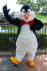 Mr. Penguin (Penguin Waiter) (Random)
