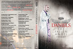 "ROH DVD ""CHRISTOPHER DANIELS:The Fallen Angel"" (Freebirds Taka) Tags: dvd wrestling fallenangel ringofhonor プロレス roh indywrestling christopherdaniels プロレスdvd クリストファー・ダニエルズ wrestlingdvd"