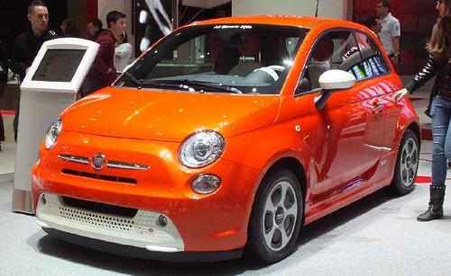Fiat e-500 (2)