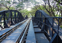 The Bridge on the River Kwai (powerfocusfotografie) Tags: travelling thailand nikon henk thebridgeontheriverkwai powerfocusfotografie