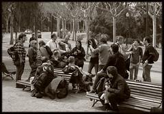 SortidazZ 50mm - Botellón (Navard) Tags: barcelona bcn catalonia catalunya cataluña montjuic nikon50mm nikond700 sortidazz salvadorcabréphotography navardphotography