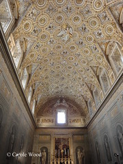 Quirinale (Palazzo del) - Cappella Paolina (Fontaines de Rome) Tags: rome roma palazzo rom quirinale cappella paolina palazzodelquirinale cappellapaolina