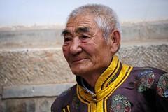 Tibetan people, Tibet 2012 (reurinkjan) Tags: portrait people 2012 potraiture  janreurink tibetanplateaubtogang buddhism tibet tibetan buddhist tibetanethnicitybodrigs pathtradition gelugpayellowhatsect onesownplacefatherlandrangsa homelandphayul facedongpa dong dongkha facecolordongdok old tibetofthreeprovinces amdogyarongfareasttibet  religiousdance rusharcounty rushardrongdal kumbumjampaling dharmafestival oldagedkunadrepo