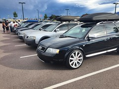 audi-lineup-at-southern-hospitality-dinner-at-camp-allroad-in-colorado-springs_28396616112_o (campallroad) Tags: nogaro nitwit campallroad