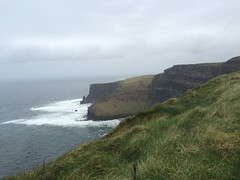 Ireland 2016 (Tyler Knorr) Tags: iphone camera cliffsofmoher cliffs clare countyclare foreign country streets street springbreak break spring 2016 ireland