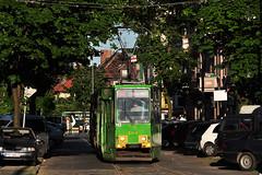 Konstal 105Na #154+155 MPK Pozna (3x105Na) Tags: konstal 105na 154155 mpk pozna mpkpozna polen polska poland tramwaj tram strassenbahn