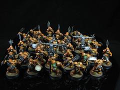 Orruk Ard Boys (T Markham) Tags: ageofsigmar aos warhammer fantasy orks orcs gamesworkshop