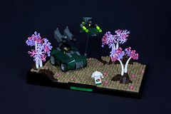MANTIS Patrol (soccersnyderi) Tags: lego moc space scifi mantis ag