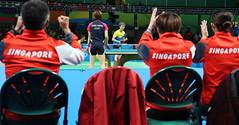 SIN_PRG_7657 (ittfworld) Tags: og olympicgames olympics rio rio2016 tabletennis games riodejaneiro brazil