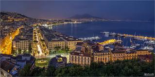 Napoli in Blue