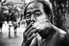 The unspoken truth~ Shanghai (~mimo~) Tags: hongkou luxun meetup park people streetphotography sunday