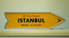 Le Voyage  Istanbul (mausgabe) Tags: leica leicamp typ240 safariedition leicasummiluxm50mmf14asph nyc home food drink champagne marketing packaging istanbul reims voyage veuveclicquot