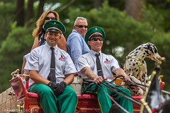 Clydesdale Drivers (Samantha Decker) Tags: budweiser canonef135mmf2lusm canoneos6d ny newyork samanthadecker saratogaspastatepark saratogasprings cydesdales upstate