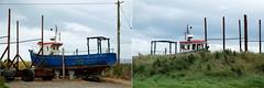 Dreaming of the sea (nicolas_oddo) Tags: ireland doonbeg countyclare boat