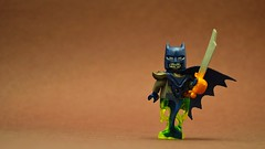 ZOMBIE PIRATE GHOST BATMAN (th_squirrel) Tags: lego dc comics batman minifig minifigure ghost pirate zombie demon thing ninjago