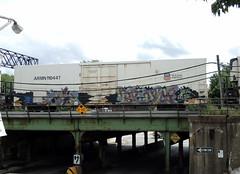 Itse , Scum (Select1200) Tags: benching freights trains graffiti railroad chicago art