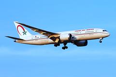 B787-8.CN-RGB (Airliners) Tags: ram royalairmaroc 787 b787 b7878 boeing boeing787 iad cnrgb 91716