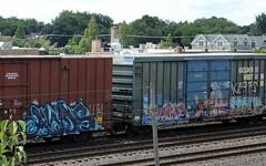Awds (Select1200) Tags: benching freights trains graffiti railroad chicago art